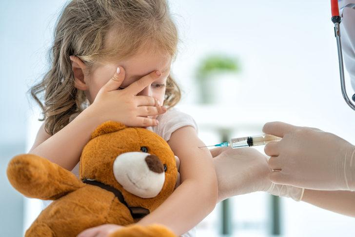 Aşılar koronavirüs nedeniyle aksatılıyor ama... Çocuklarda o hastalıklara dikkat
