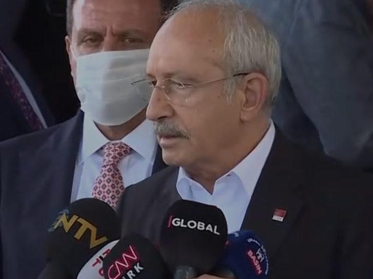 Kemal Kılıçdaroğlu'ndan Can Akın Çağlar ile ilgili açıklama! Can Akın Çağlar kimdir?
