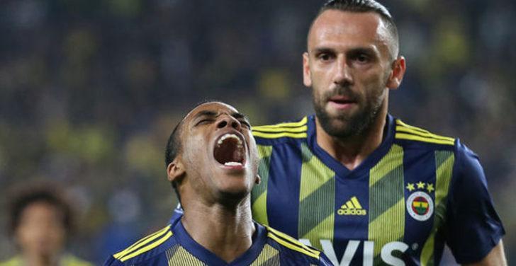Fenerbahçe'de Garry Rodrigues ile yollar ayrılıyor