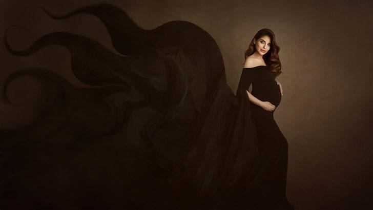 Bircan Bali'den hamilelik pozları!