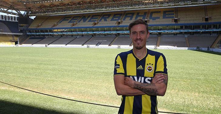 Fenerbahçe'den ayrılan Max Kruse, Union Berlin'e transfer oluyor