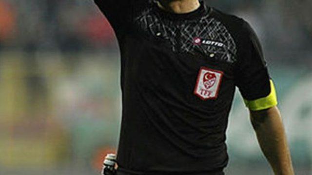 Süper Lig'de 41. haftanın hakemleri açıklandı