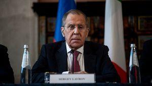 Lavrov: Nükleer bir çatışma riski arttı, ABD ile yeni bir anlaşmayı görüşmeye hazırız