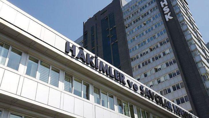 HSK ihraç listesi ile 26 hakim-savcı görevden uzaklaştırıldı | Son dakika HSK kararnamesi