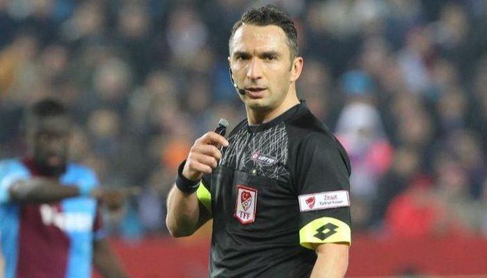 Fenerbahçe-Sivasspor maçını Abdülkadir Bitigen'in yerine Ali Palabıyık yönetecek