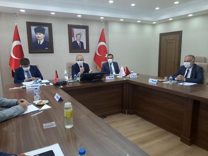 SERKA Yönetim Kurulu Toplantısı Ardahan'da yapıldı
