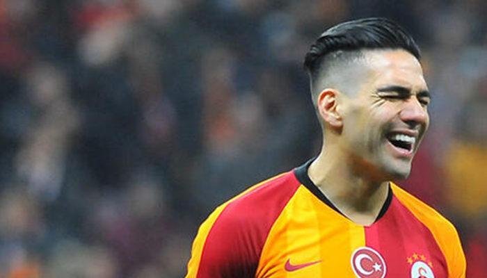 Galatasaray'da Falcao krizi! Yalanı ortayı çıktı...