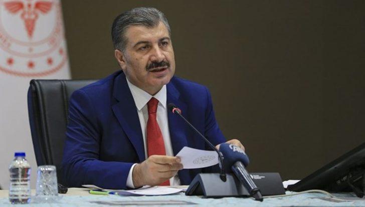 14 Temmuz Türkiye koronavirüs tablosu! Sağlık Bakanı Fahrettin Koca son durumu açıkladı