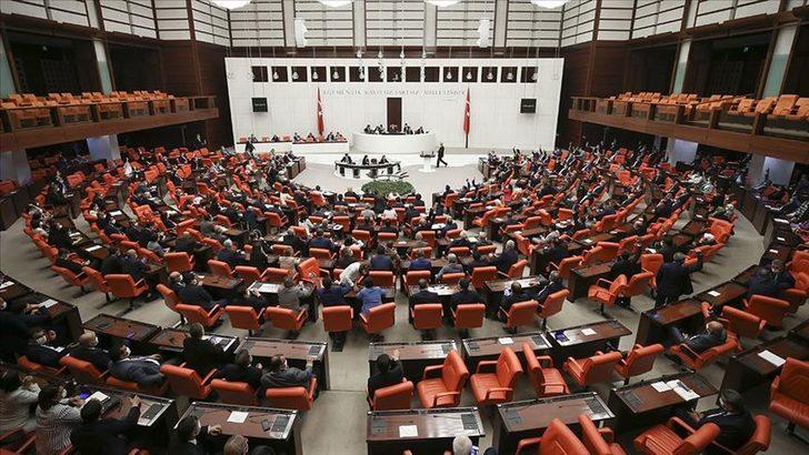 Son dakika! Çoklu baro düzenlemesini içeren kanun teklifi Meclis'te kabul edilerek, yasalaştı