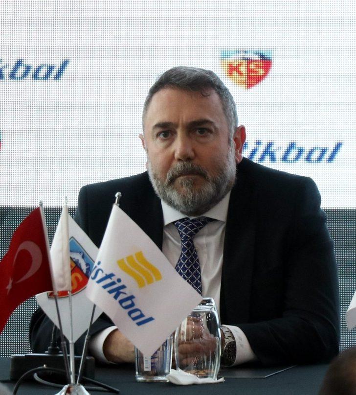 """Alpaslan Baki Ertekin: """"Kayserispor 2 maç kazanıp kümede kalır"""""""