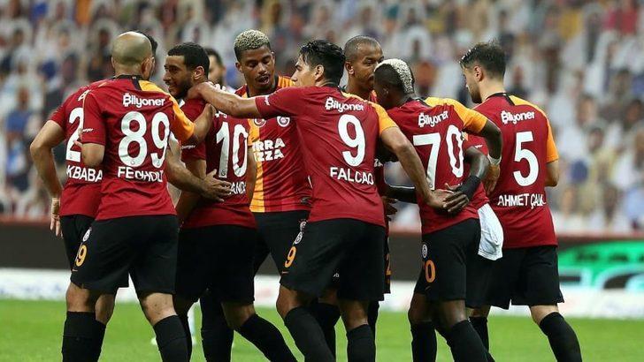 Galatasaray'ın Ankaragücü kadrosu açıklandı