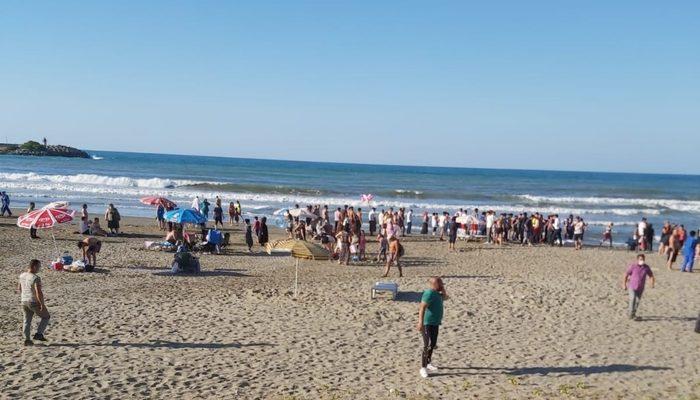 Denizde can pazarı! 9 kişi ölümle burun buruna geldi
