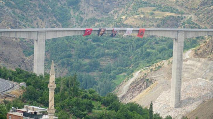 Botan Çayı Beğendik Köprüsü açıldı mı? Botan Köprüsü nerede?