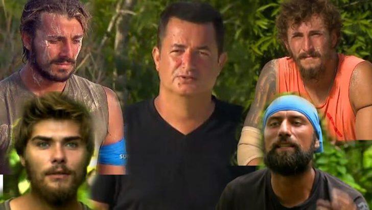 Acun Ilıcalı'dan son dakika değişikliği! Survivor'da neden eleme olmadı?