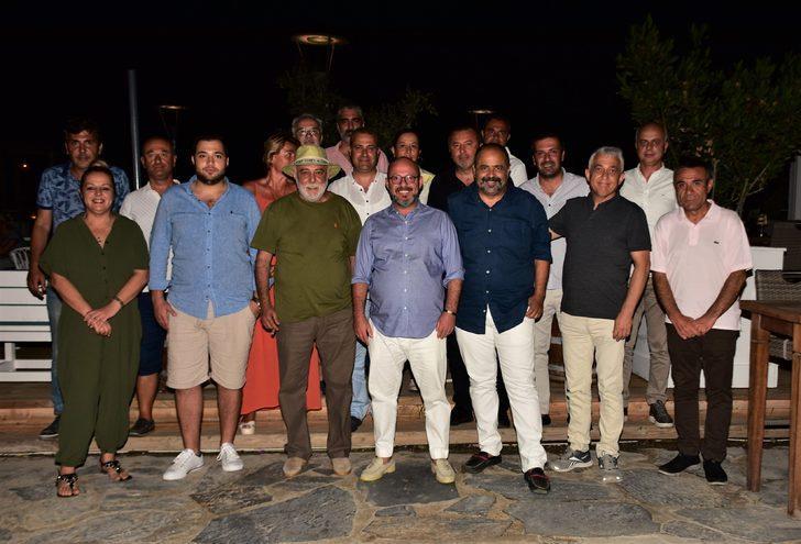 Turizmciler Jolly Tur'un turizim sohbetinde buluştu