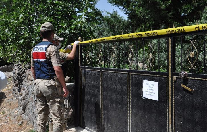 Gaziantep'te 'Hoş geldiniz' ziyareti sonrası 31 kişi karantinaya alındı