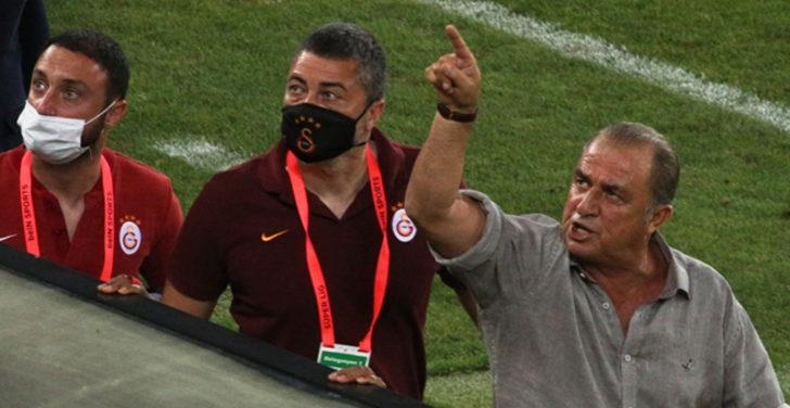 Ankaragücü - Galatasaray maçı sonrası gerginlik