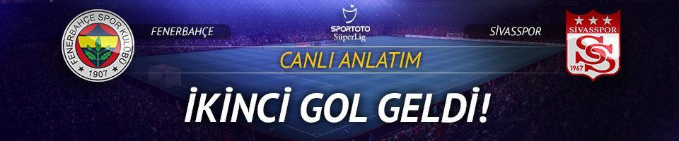 CANLI | Fenerbahçe-Sivasspor