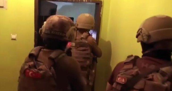 Muğla merkezli dolandırıcılık operasyonunda 17 gözaltı