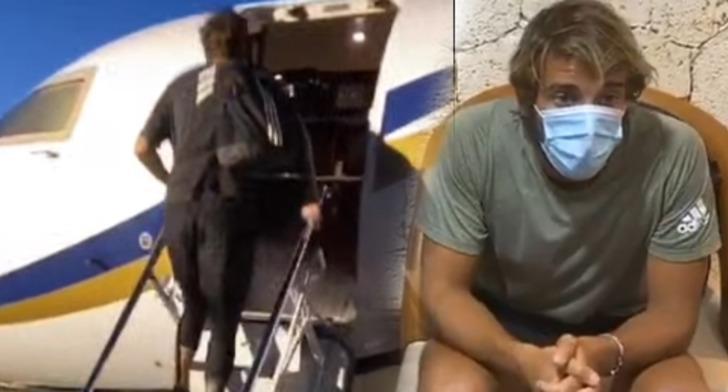 Survivor finalistleri özel jetle İstanbul'a geliyor! Acun Ilıcalı uçaktan canlı yayın yaptı!