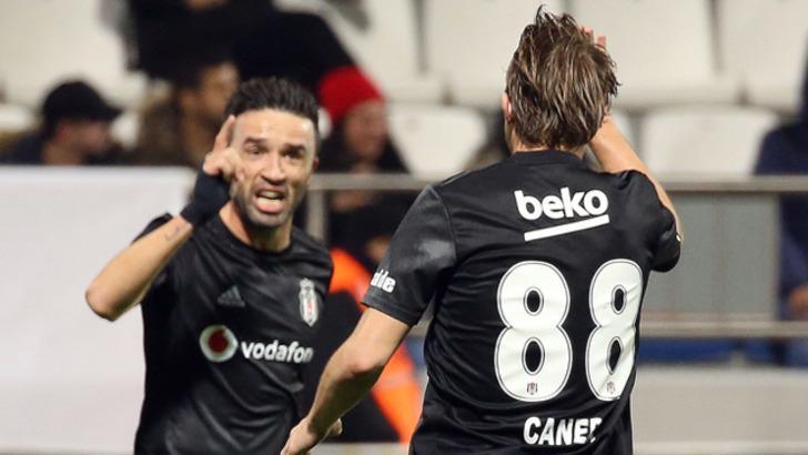 Beşiktaş'tan Gökhan Gönül ve Caner Erkin'e yeni teklif
