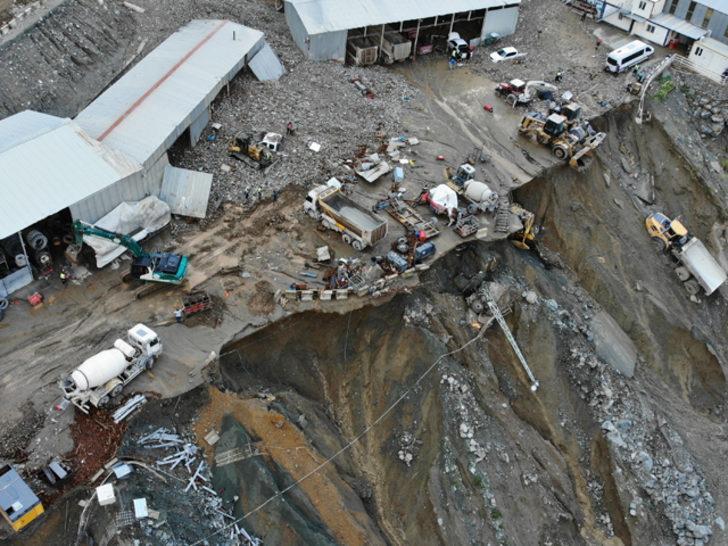 Artvin Valisi duyurdu: Sel felaketinde bir kişi öldü, üç kişi kayıp