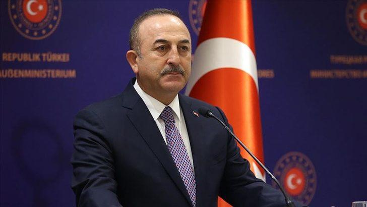 Mevlüt Çavuşoğlu'ndan Ermenistan'a sert tepki
