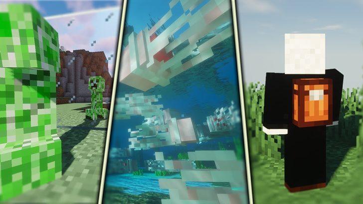 Minecraft, bu mod paketleriyle çok daha eğlenceli hale geliyor! Kaliteyi ve zevki artıran paketler...