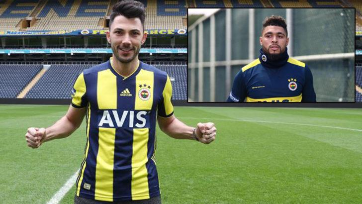 Fenerbahçe'de Tolgay Arslan ve Falette sakatlandı