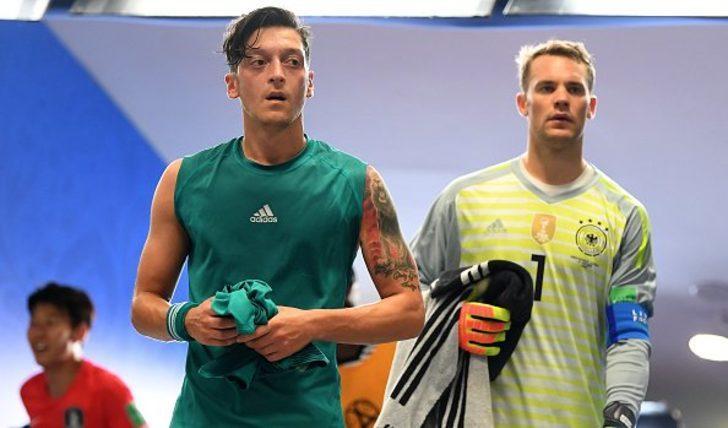 Manuel Neuer'in görüntülerine tepki yağıyor! Takımdan kovulabilir...