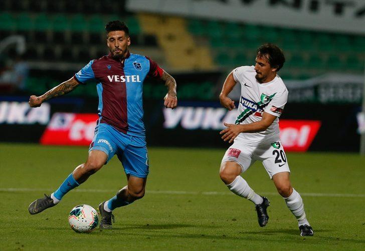 ÖZET | Denizlispor - Trabzonspor maç sonucu: 2-1