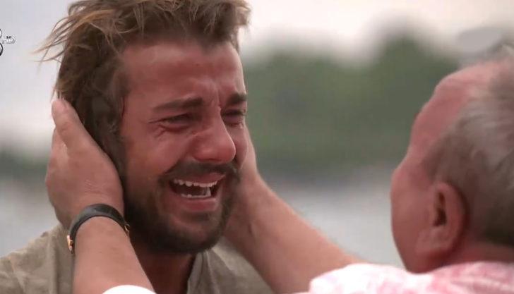 Survivor finalinde duygusal anlar! Survivor finalistleri Cemal Can, Yasin ve Barış aileleriyle buluştu