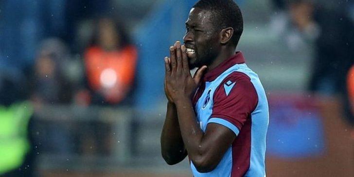 Trabzonspor'da N'diaye ve Guilherme maç sonu konuştu