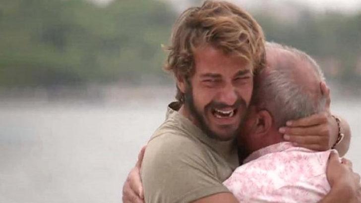 Survivor'da Cemal Can'ın babasından olay hareket! Sosyal medyaya damga vurdu