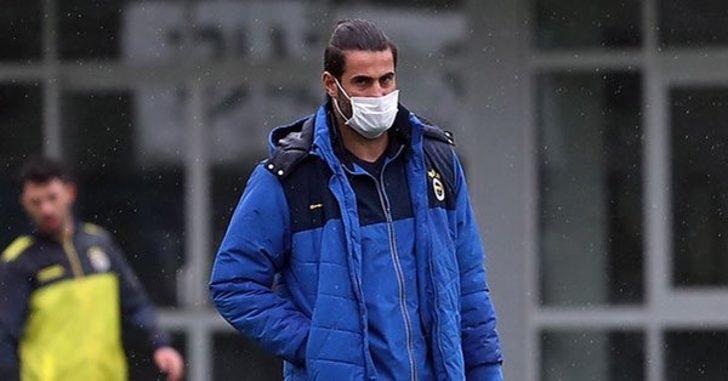 PFDK, Volkan Demirel'e maske takmadığı için ceza verildi
