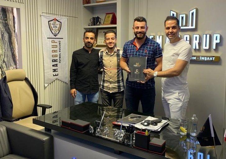 Ozan Kaan Özdemir imzayı attı