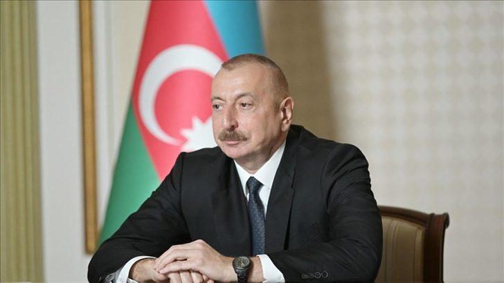 Azerbaycan Cumhurbaşkanı İlham Aliyev'dan zehir zemberek sözler!