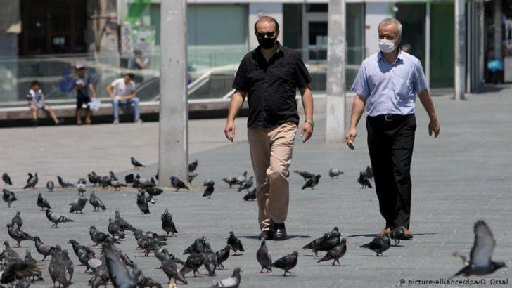 Türkiye'de yeni vaka sayıları açıklandı