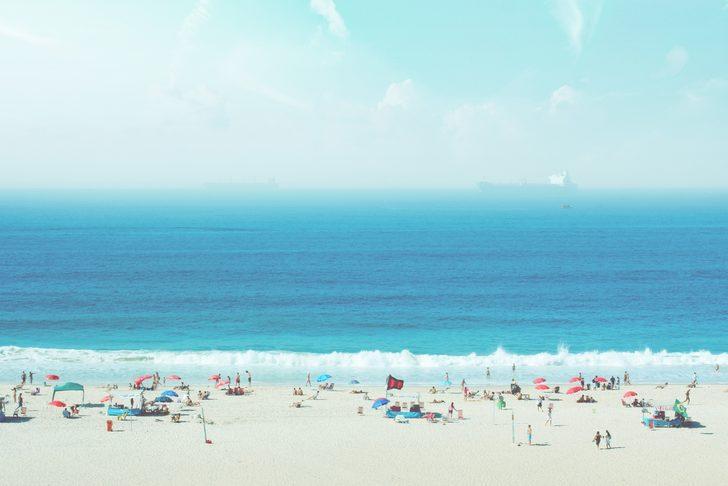 Aman dikkat! Bu sahillere giden pişman oluyor! Soyguncu, köpek balığı, periler...