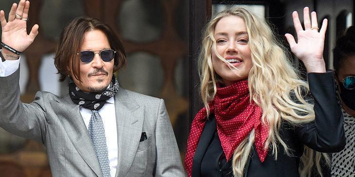 Johnny Depp ve Amber Heard davasında yeni iddia! 'Taciz hikayemi çaldı'
