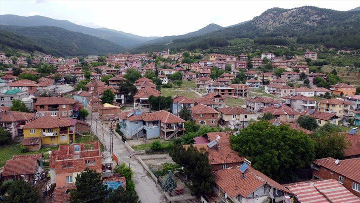 Karabük'te iki kez karantinaya alınan köyde hayat normale döndü