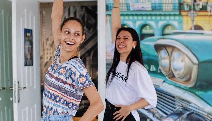 Jessica May, Maria ile Mustafa dizisi için dansa başladı! Maria ile Mustafa konusu nedir?