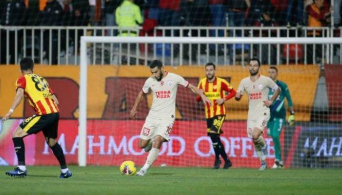 Galatasaray ile Göztepe 56. Karşı karşıya gelecek!