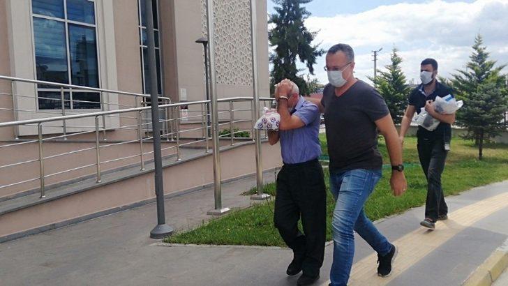 10 yaşındaki kız çocuğunu taciz ettiği iddia edilen şahıs tutuklandı