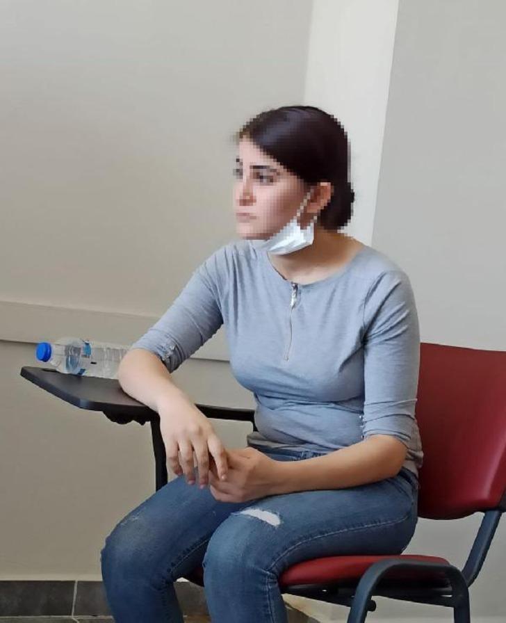 Son dakika PYD/PKK elebaşlarından Salih Müslüm'ün yeğeni Dalya Mahmut Müslüm teslim oldu