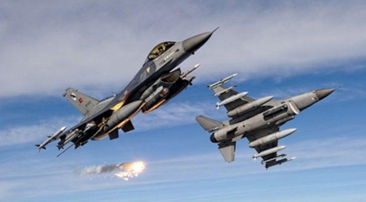 MSB duyurdu! Irak'ın kuzeyinde 4 terörist hava harekatıyla etkisiz hale getirildi