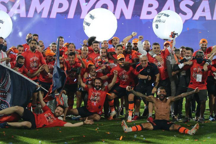 Başakşehir'in Şampiyonlar Ligi'nde rakipleri belli oldu