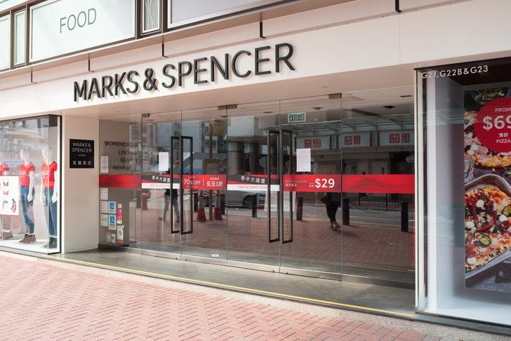 Marks and Spencer 950 kişiyi işten çıkartacak