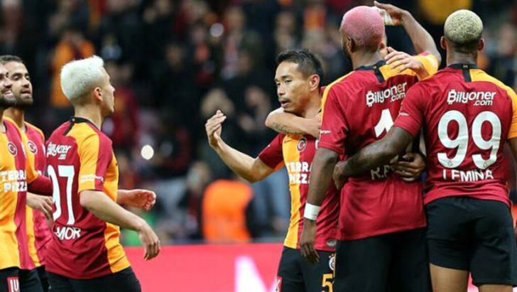 Galatasaray'da Babel kamp kadrosuna dahil edilecek