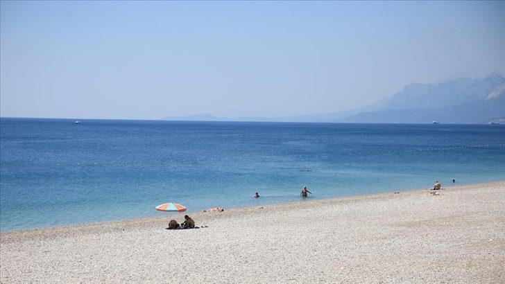 Türkiye'nin en temiz 10 plajı!